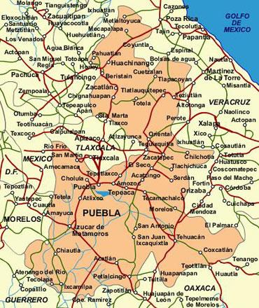 Mapa De Los Estados De La Republica Mexicana Con Capitales