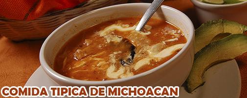 Comida Tipica De Michoacan